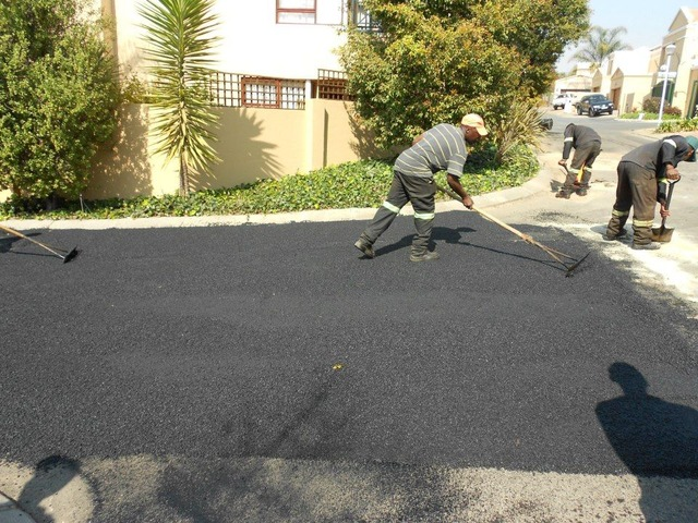 Tar Surfacing Johannesburg