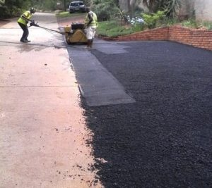 Guaranteed Tar Driveways Greenside