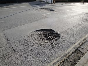 Patching Tar Surfacing Argyle